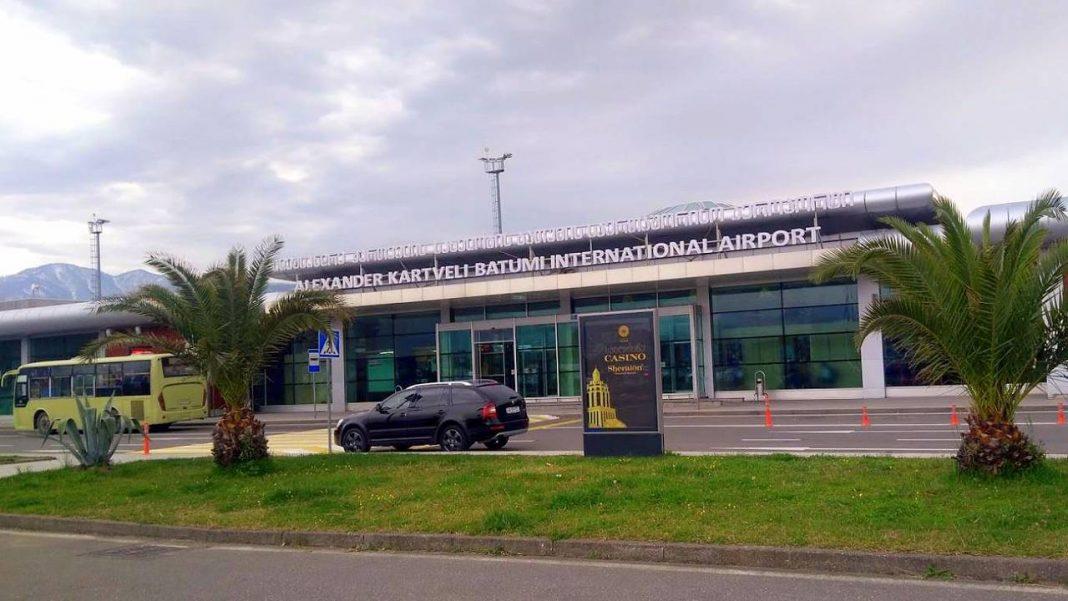 , Международный аэропорт Батуми, Грузия