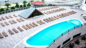 Бассейн отеля, Colosseum Marina Hotel, Батуми, Грузия