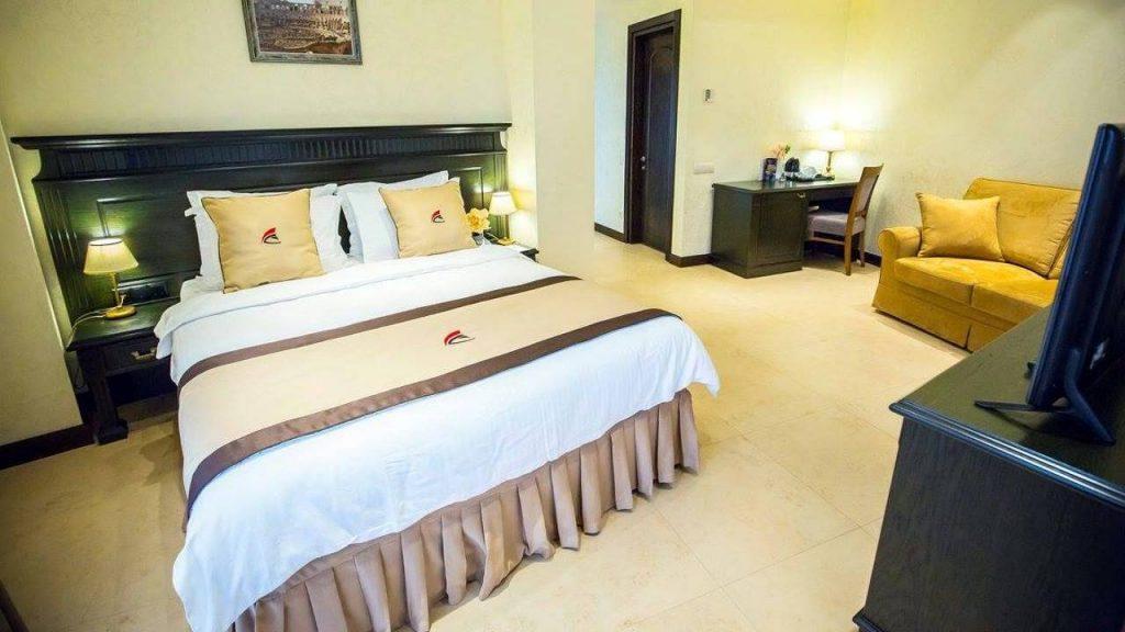 Двухкомнатный номер Family Room, Colosseum Marina Hotel, Батуми, Грузия
