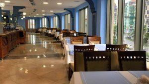 Ресторан Cena, Colosseum Marina Hotel, Батуми, Грузия