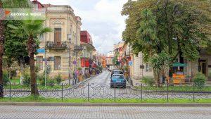 , старый город Батуми, Грузия