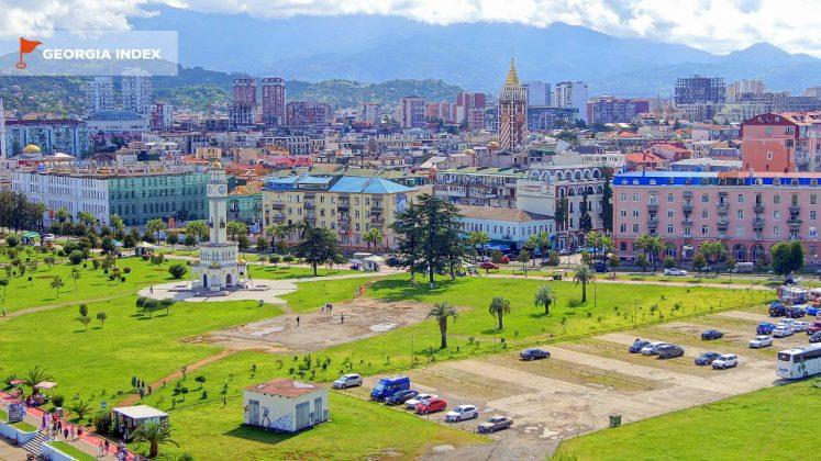 , парк чудес Батуми, Грузия