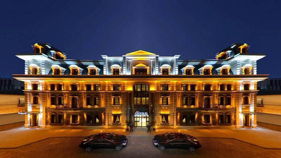 , Отель Divan Suites Batumi, Батуми, Грузия
