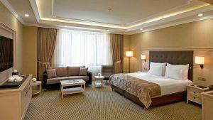 Люкс номер Business Suite, Отель Divan Suites Batumi, Батуми, Грузия