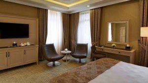 Улучшенный номер Superior Room, Отель Divan Suites Batumi, Батуми, Грузия