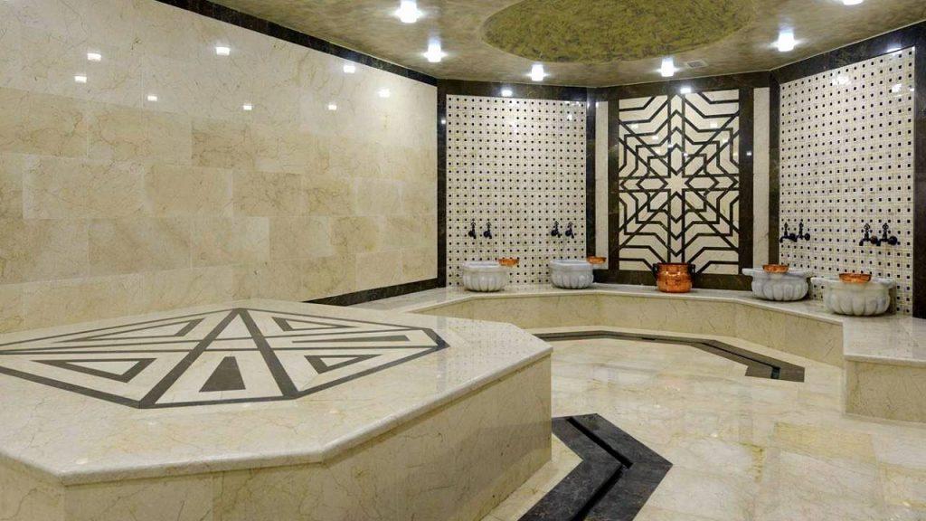 Турецкая баня в СПА-центре , Отель Divan Suites Batumi, Батуми, Грузия