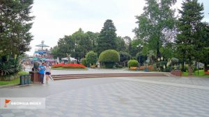 , набережная Батуми, Грузия