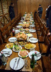 Традиционные грузинские блюда, Грузинское вино, Грузия
