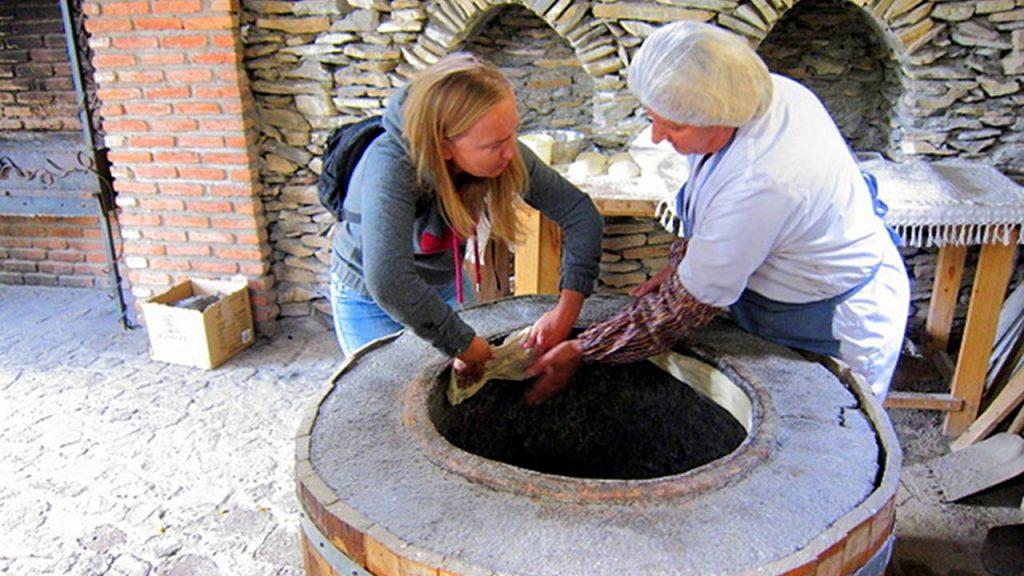 Экскурсии по традиционному изготовлению вин, Грузинское вино, Грузия