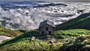 Горы на территории Кинтриши, Кобулети, Грузия