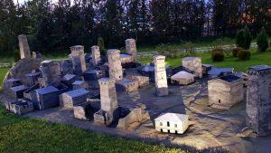 Парк миниатюр, Кобулети, Грузия