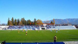 """Стадион """"Челе Арена"""", Кобулети, Грузия"""