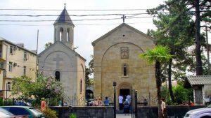Церковь Введения Во Храм Пресвятой Богородицы, Кобулети, Грузия
