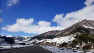 Дорога на пути в Мцхету, Мцхета, Грузия