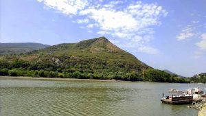 Гора Джвари, Мцхета, Грузия