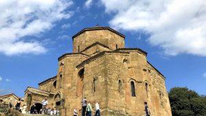 Храм Джвари, Мцхета, Грузия