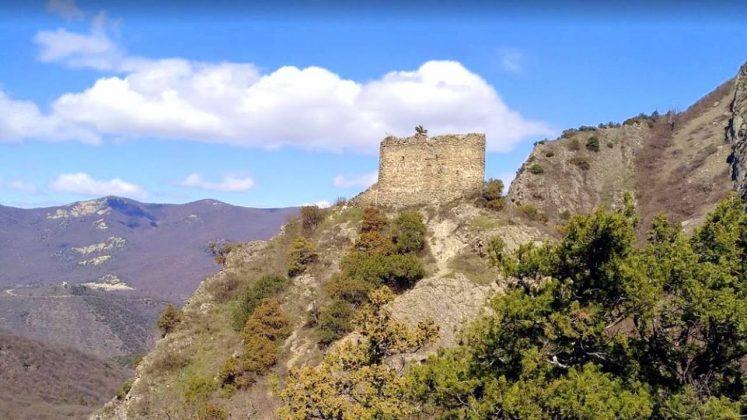 Стенагорода Армази, Мцхета, Грузия