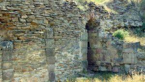 Остатки древнего города Армази, Мцхета, Грузия