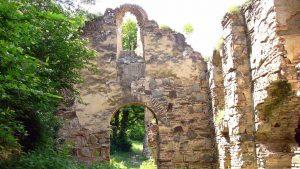 Руины города Армази, Мцхета, Грузия
