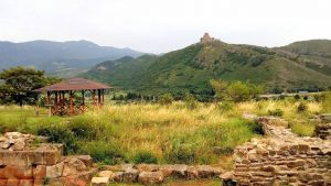 Археологический парк Армази, Мцхета, Грузия