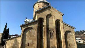 Здание монастыря Самтавро, Мцхета, Грузия
