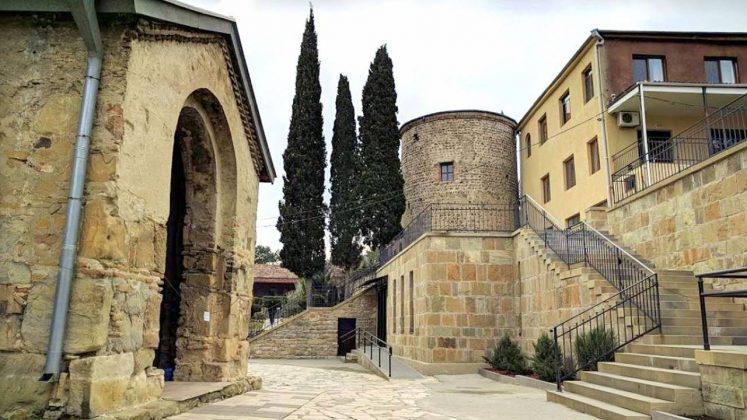 Комплекс женского монастыря Самтавро, Мцхета, Грузия