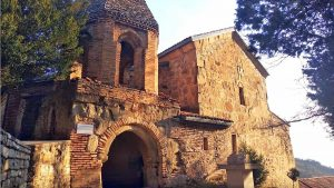 Древний Шио-Мгвимский монастырь, Мцхета, Грузия