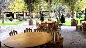 Летняя площадка в ресторане Armazis Kheoba, Мцхета, Грузия