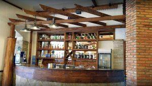 Бар ресторана Armazis Kheoba, Мцхета, Грузия