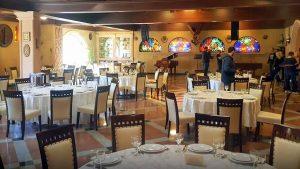 Помещение ресторана Гуджари, Мцхета, Грузия