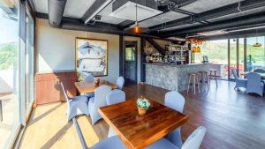 Кафе - бар в отеле Gino Wellness, Мцхета, Грузия