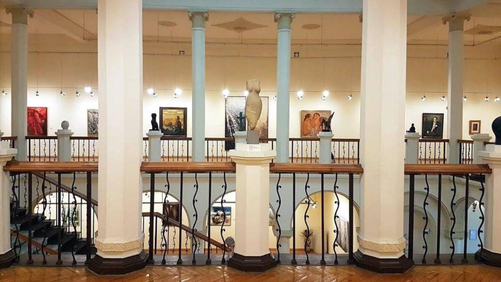 Государственный музей искусств Аджарии, музей искусств Аджарии, Батуми, Грузия