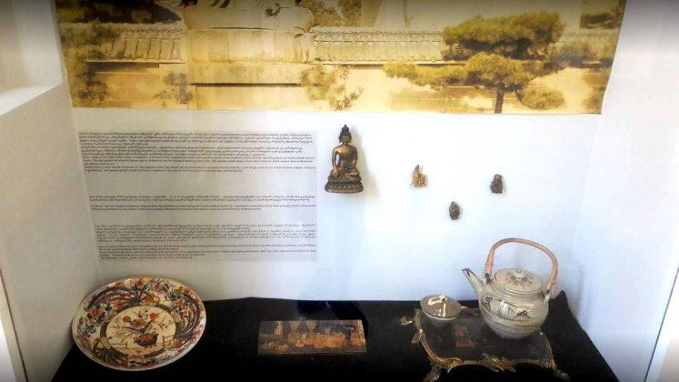 Предметы индуистской культуры, Археологический музей Батуми, Грузия
