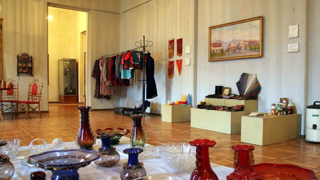 Вещи и предметы XX века, Краеведческий музей Аджарии, Батуми, Грузия