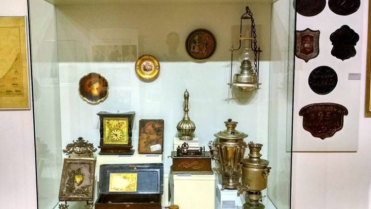 Бытовые принадлежности , Краеведческий музей Аджарии, Батуми, Грузия
