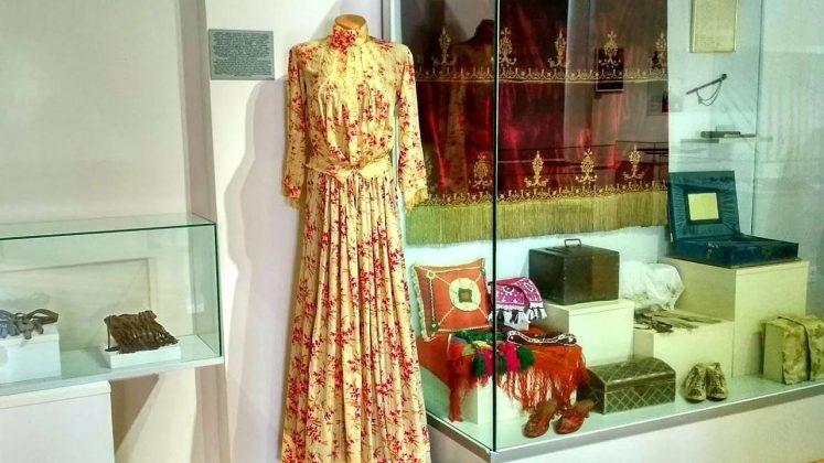 Текстиль в грузинских домах, Краеведческий музей Аджарии, Батуми, Грузия