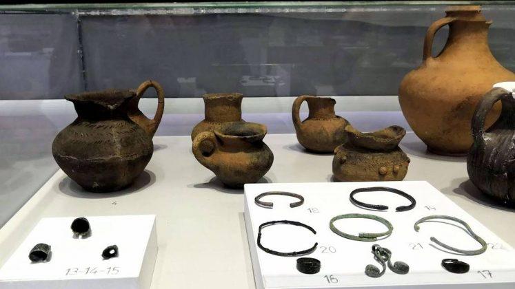 Предметы быта, Краеведческий музей Аджарии, Батуми, Грузия