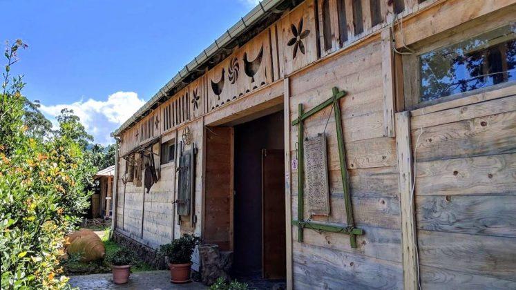 Вход в музей, Этнографический музей Борджгало, Батуми, Грузия