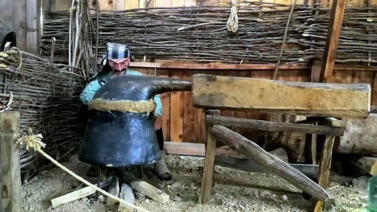 Ремесла аджарцев, Этнографический музей Борджгало, Батуми, Грузия
