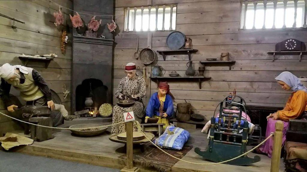 Этнографический музей Борджгало, Батуми, Грузия