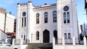 Синагога в Батуми, старый город Батуми, Грузия