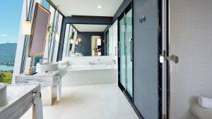 Номер SPA Suite с отдельной баней, Radisson Blu Batumiotel, Батуми, Грузия