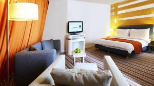 Номер Premium Room, Radisson Blu Batumiotel, Батуми, Грузия