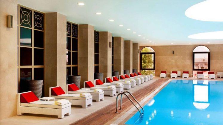 Внутренний бассейн, Sheraton Hotel, Батуми, Грузия