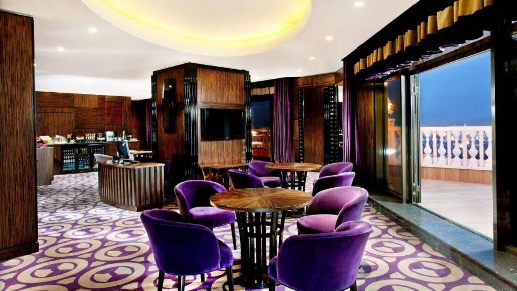 Клубный Лаунж-бар отеля Sheraton, Sheraton Hotel, Батуми, Грузия