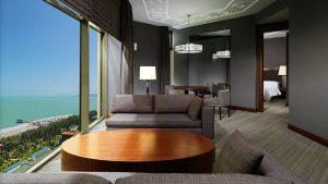 Номер Executive Suite, Sheraton Hotel, Батуми, Грузия