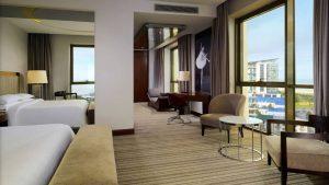 Двухкомнатный номе Executive Room, Sheraton Hotel, Батуми, Грузия