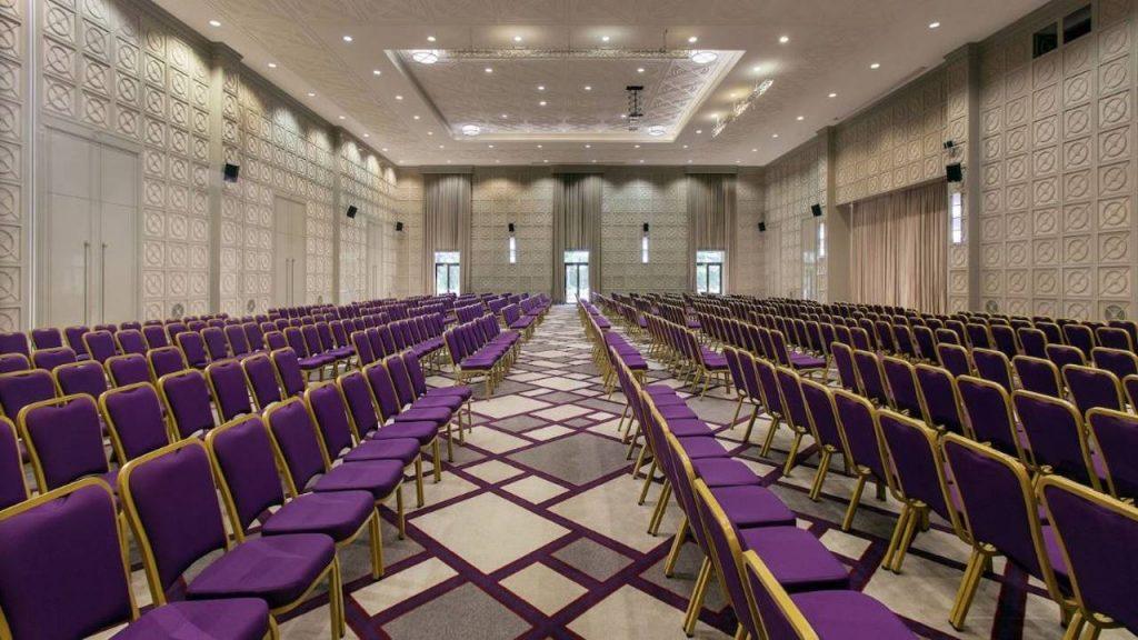 Большой конференц зал , Sheraton Hotel, Батуми, Грузия