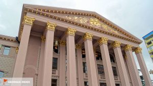Театральная площадь Батуми Грузия Фото