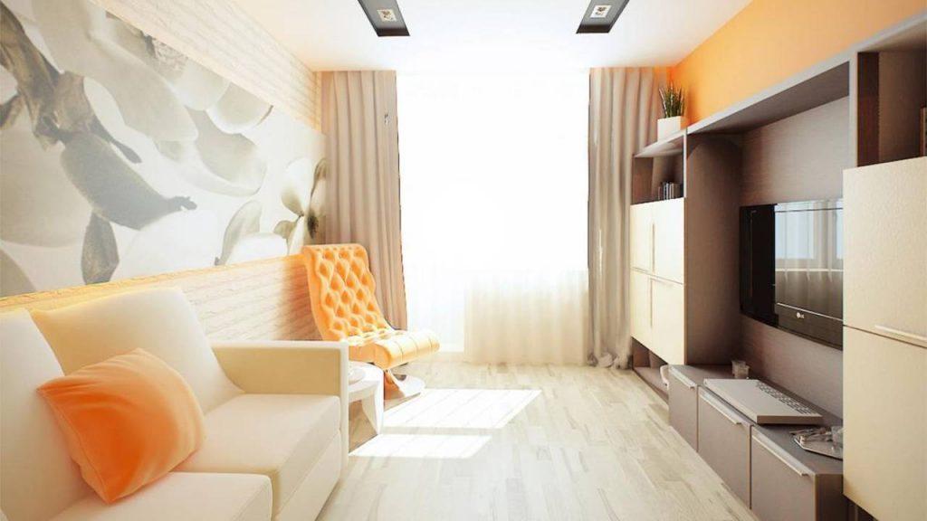 """Вариант квартиры """"под ключ"""", дизайн и комплектация по согласованию."""